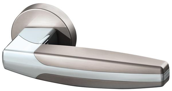 ARC URB2 SN/CP/SN-12 Матовый никель/хром/матовый никель
