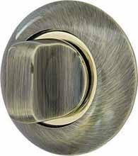 WC-BOLT BK6-1AB/GP-7 бронза/золото