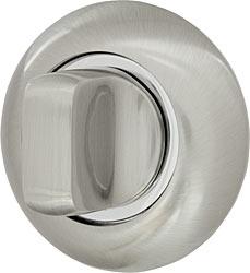 WC-BOLT BK6-1SN/CP-3 матовый никель/хром
