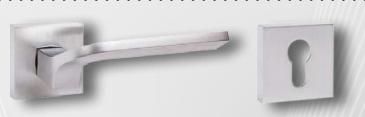 DND Martinelli Joy мат.хром под цилиндр (без цилиндра)