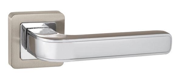 NOVA QR SN/CP-3 матовый никель/хром