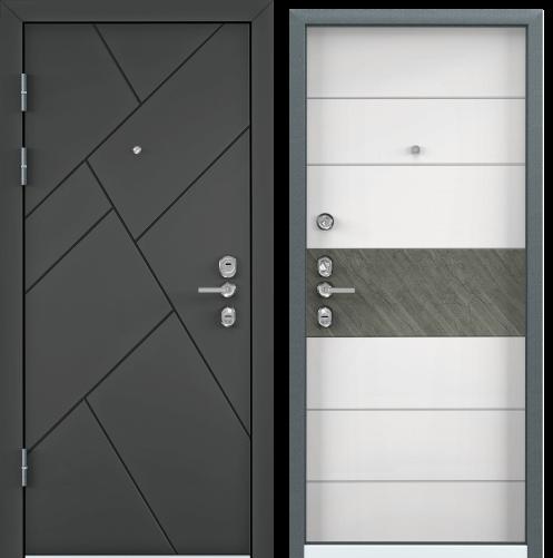 ULTIMATUM-M CISA PP - металлические двери в Ташкенте