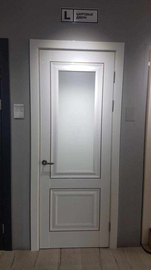 Profildoors 28L Белый люкс