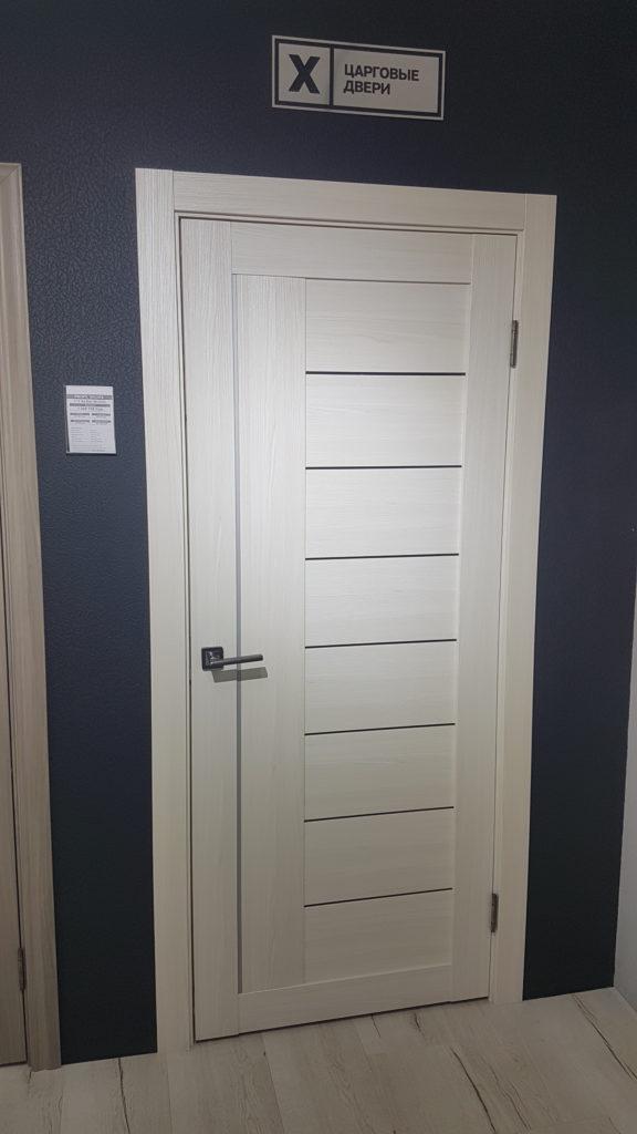 Profildoors 17X Эш вайт мелинга