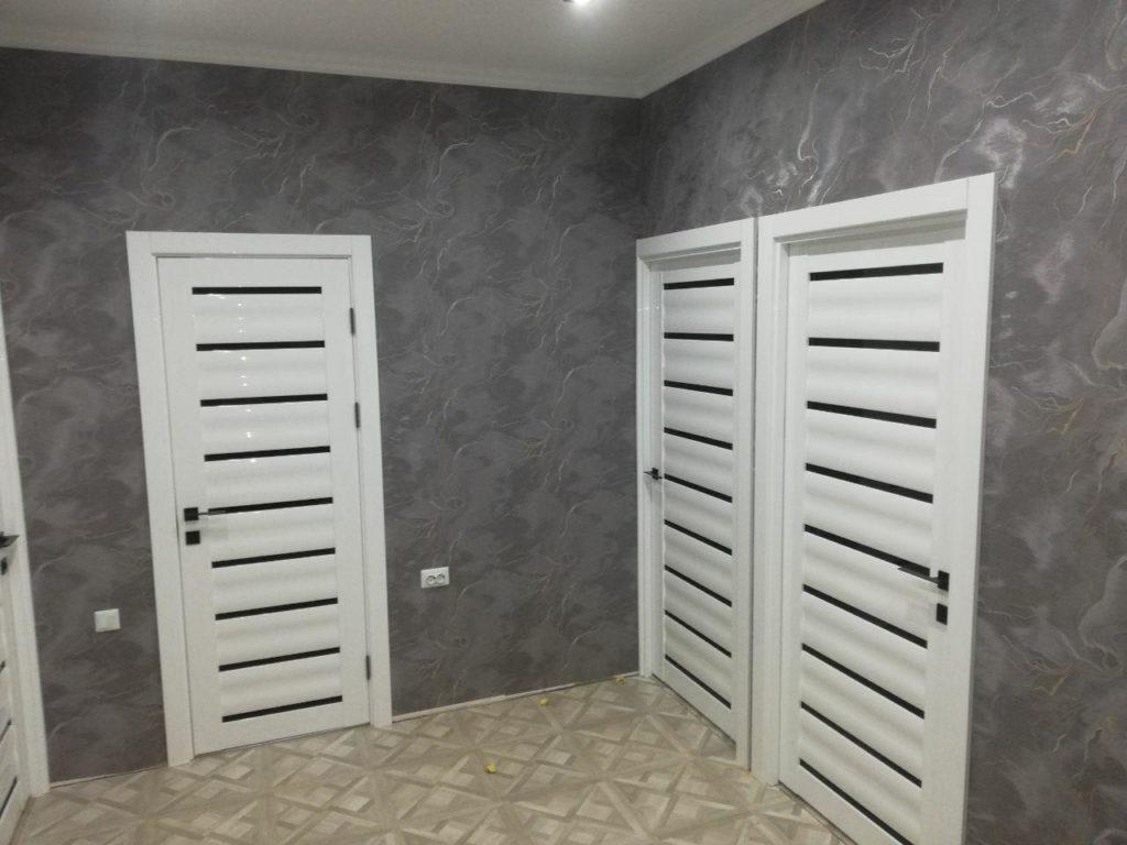 Profildoors 76L Белый люкс