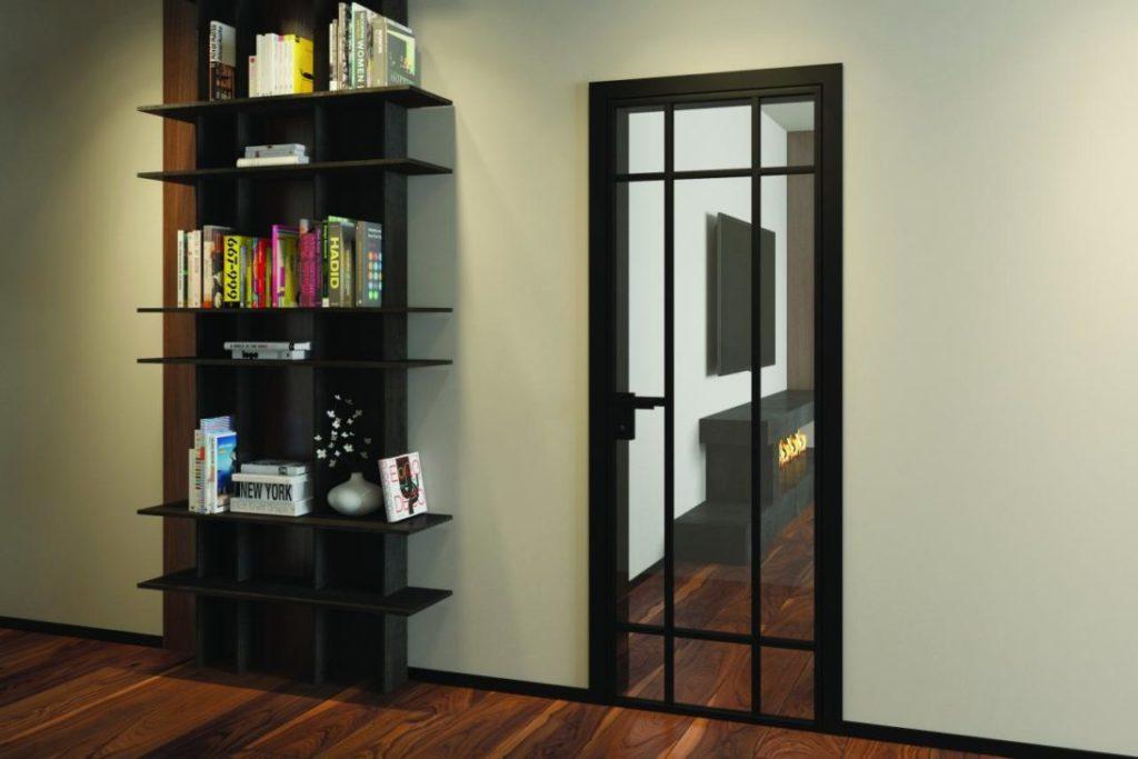 Profildoors 5AG - Чёрный муар